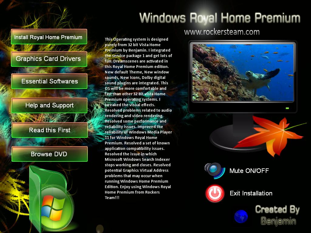 Test Mode Windows Vista 32 Bit